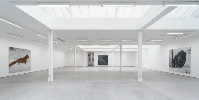 010_Installation view_Rudolf Stingel_Kingly Street_London_04 Nov-18 Dec ... 4