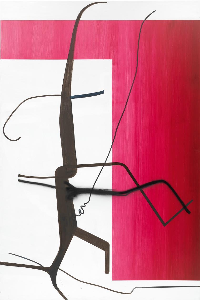OEHLEN Untitled (Baum 30), 2015_GG_cc