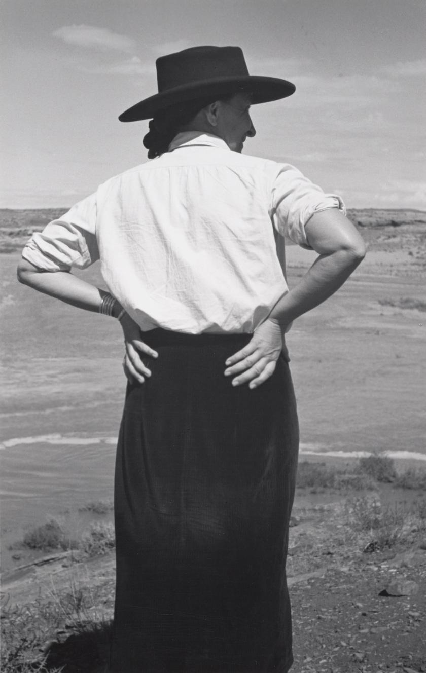 Ansel Adams O'Keeffe 1937.jpg